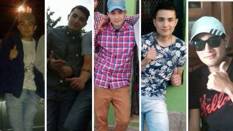 Se entregó Joaquín Suárez, acusado de matar a su primo
