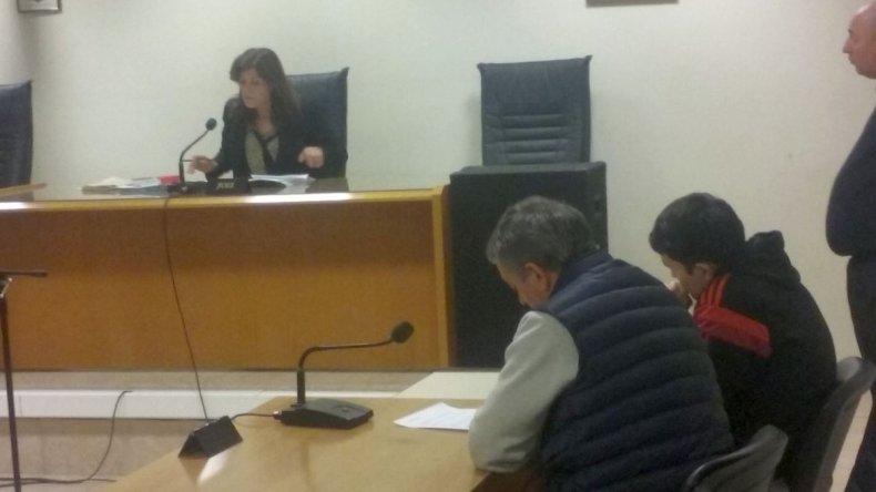 Dictaron un mes de prisión preventiva a Joaquín Suárez