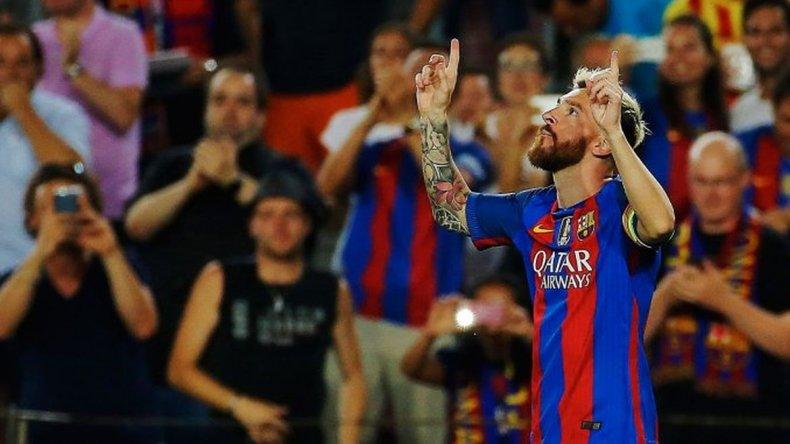 Barcelona humilló 7 a 0 al Celtic en el debut por Champions
