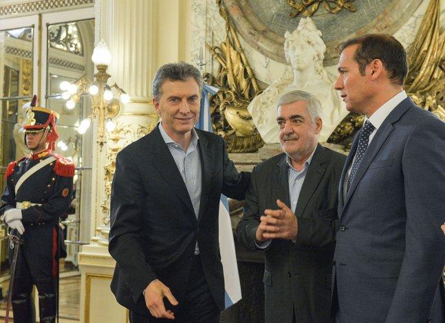 Das Neves se reúne con  Macri en Buenos Aires