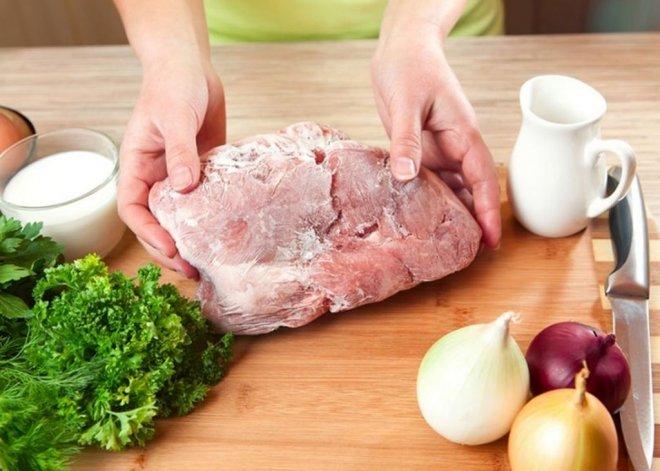 Conocé el mejor método para descongelar la carne