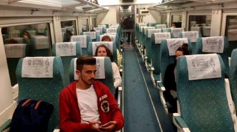 Maquinista dejó a los pasajeros varados porque había terminado su horario laboral