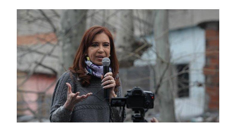 Las amenazas a Cristina Kirchner provinieron de Mendoza