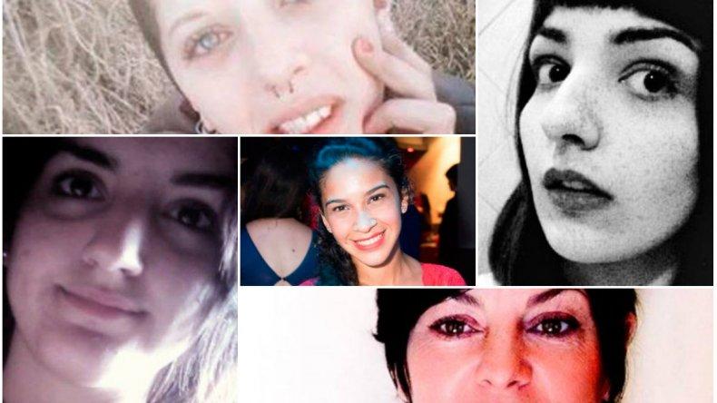 Alarmante: en 15 días encontraron sin vida a 5 mujeres desaparecidas