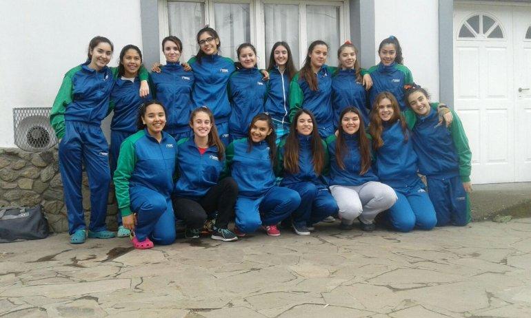 Los seleccionados chubutenses disputan el Argentino de Handball