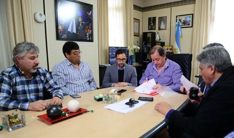 Municipales llegaron a un acuerdo salarial