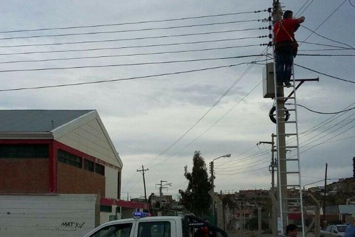 Avanzan en la reparación de cámaras de seguridad