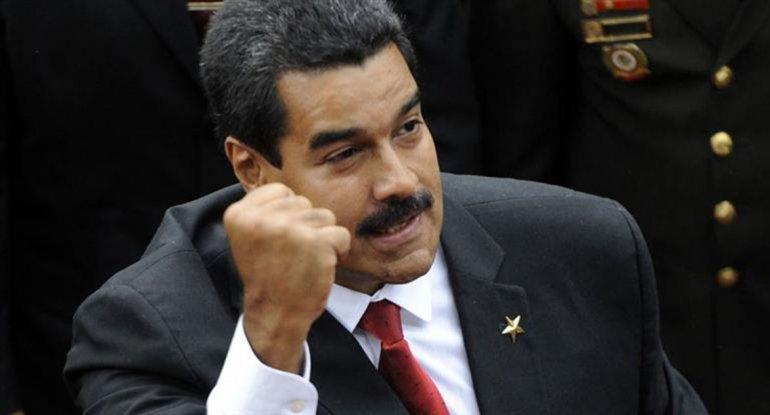 La Cancillería venezolana dijo que la medida es ilegal.