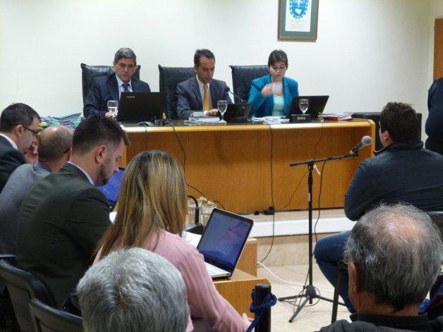 Ayer declaró quien en su momento fue el primero de los sospechosos por el crimen de Domingo Expósito Moreno. Comprometió a Solís.