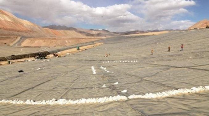 Ordenan la suspensión de las actividades en una mina de la Barrick Gold