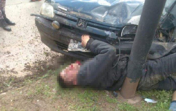 El carnicero que atropelló y mató a un ladrón seguirá detenido