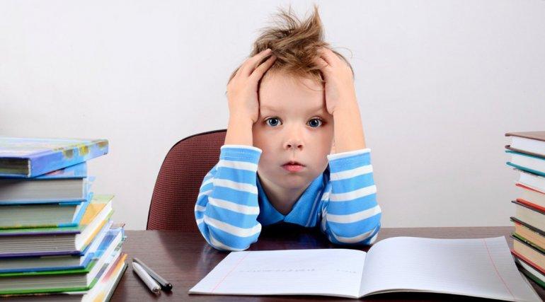 Estrés infantil  ¿cómo diagnosticarlo?