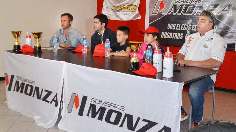 Pilotos y dirigentes comenzaron a vivir la 6ª fecha del MX Patagonia.