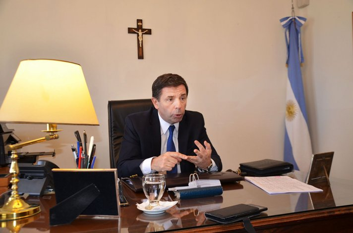 El presidente de la Cámara Federal de Apelaciones de Comodoro Rivadavia