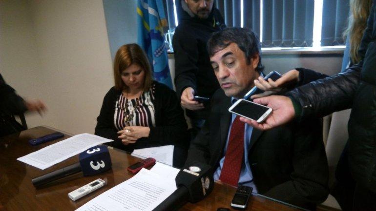 Secuestraron documentación sobre Soria y no descartan sancionar a Prefectura