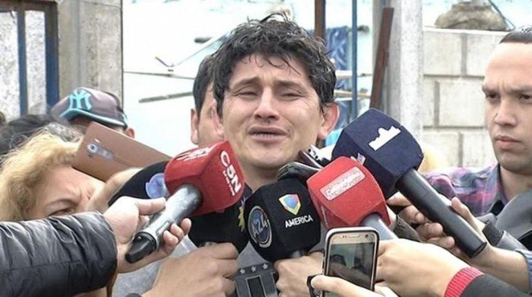 Daniel Oyarzún manifestó sus sensaciones tras lo sucedido.