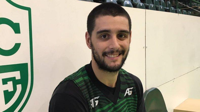 Juan Fernández Chávez aseguró que en líneas generales vio bien al equipo a pesar de que no estaba completo en los cuatro amistosos que jugó.