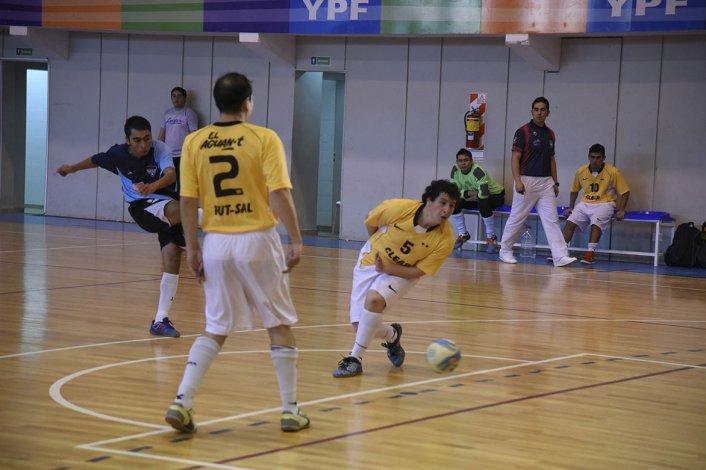 Se inicia la quinta fecha de la  División de Honor del futsal