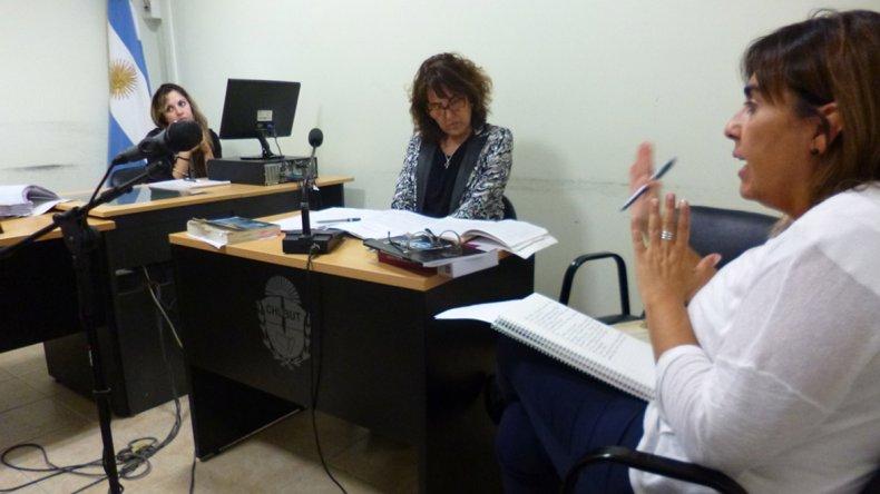 La abogada de Guillermina Ferreira Almada y la defensora de menores dieron sus razones por las cuales la mujer debía recuperar la libertad.