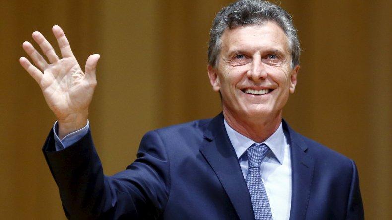 Una mujer desapareció cuatro días para saludar a Macri