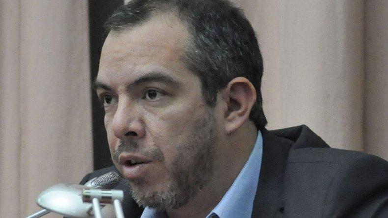 EI diputado José Grazzini preside la Junta Electoral del PJ.