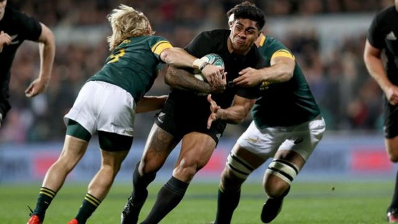 Los All Blacks, campeones del Rugby Championship