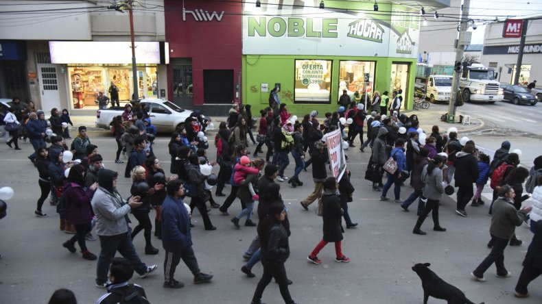 Marcha por la masacre de Standart