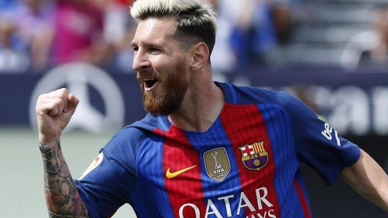 Barcelona goleó y se recuperó de la derrota sufrida ante Alavés