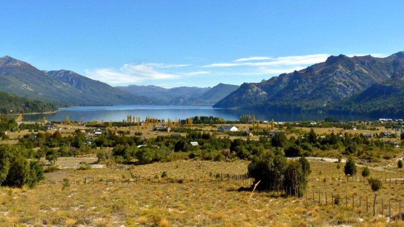 A 40 kilómetros de San Martín de los Andes