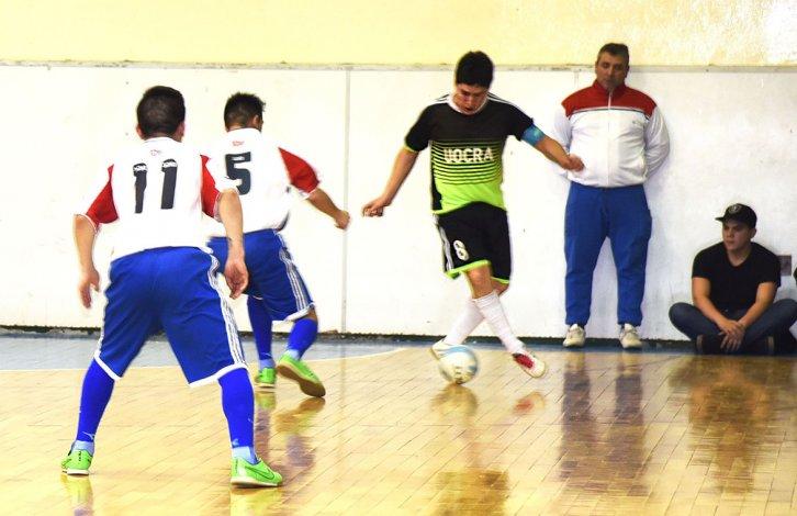 UOCRA es el actual campeón que tiene el fútbol de salón de Comodoro Rivadavia.