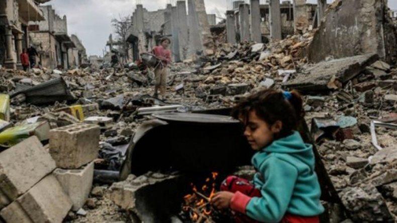 La situación en Siria es crítica y no puede avanzar la asistencia a civiles.