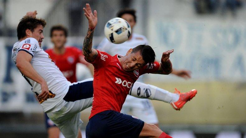 Independiente se llevó un valioso punto de cancha de Quilmes.