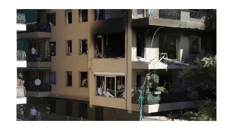 Al menos un muerto y 17 heridos por la explosión en España