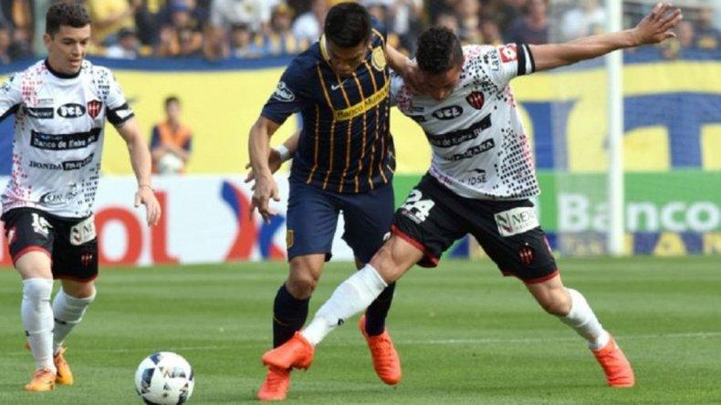 Rosario Central se recuperó y le ganó a Patronato en Rosario