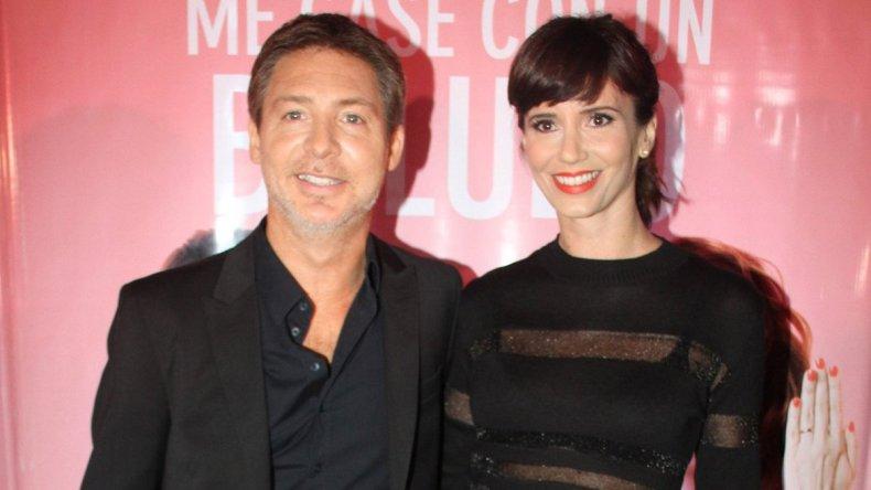 Rumores de separación entre Adrián Suar y Griselda Siciliani