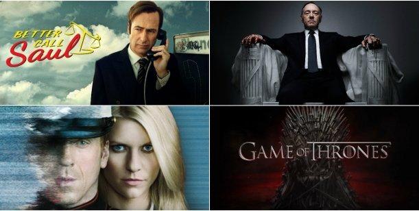 Los nominados a los Emmy