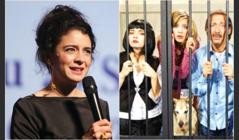 Erica Rivas: la quiero a María Elena