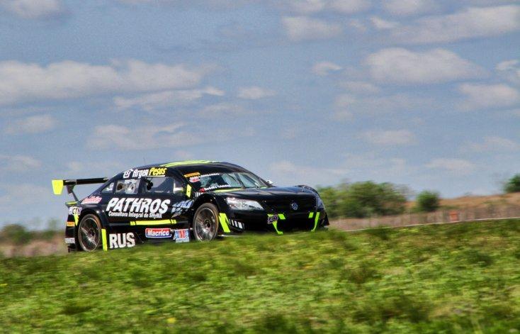 Mauro Giallombardo se quedó con la segunda final y a la vez logró clasificarse para la etapa final de la TRV6.
