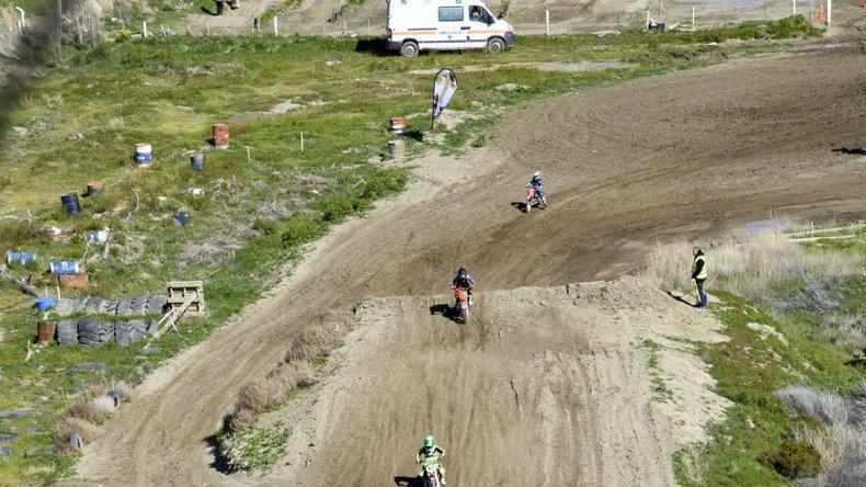 El motocross disputó ayer la sexta fecha de la temporada en Rada Tilly.