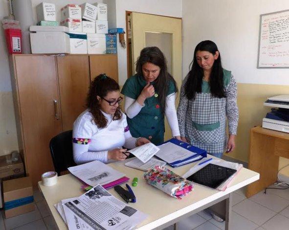 Aldea Epulef fue uno de los pueblos de la cordillera de Chubut donde se realizaron los exámenes para la prevención de cáncer de cuello uterino.
