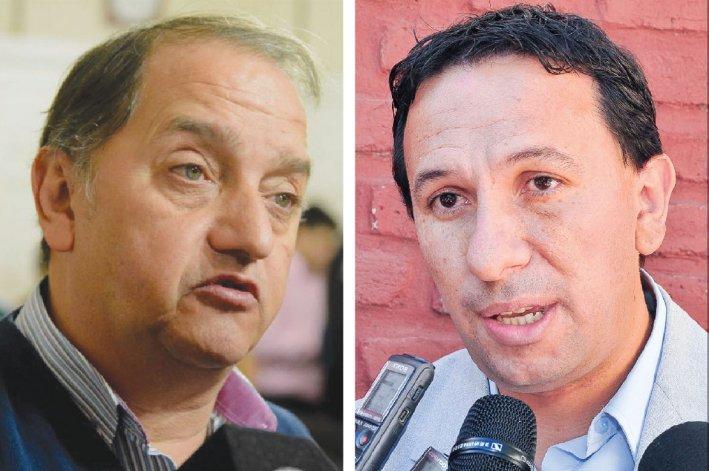 Carlos Linares y Adrián Maderna encabezan las listas en disputa.