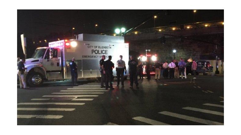 Otra bomba altera a Estados Unidos: un paquete explosivo estalló en Nueva Jersey