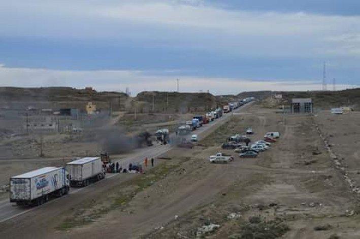 Mañana los municipales volverán a cortar Ruta 3