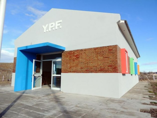 La primavera traerá la inauguración de un Centro Cultural en Caleta Córdova