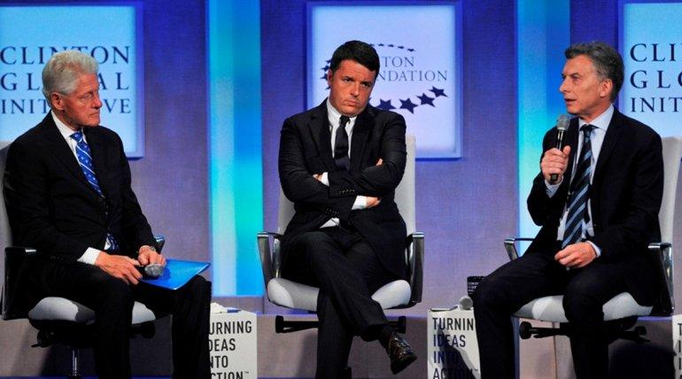Macri dijo que Argentina quiere volver a ser un país normal.