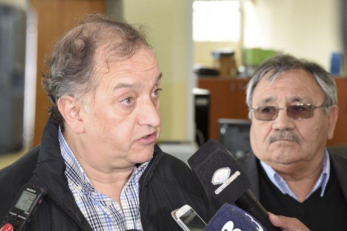 El intendente Linares habló de la deuda que Provincia tiene con Comodoro.