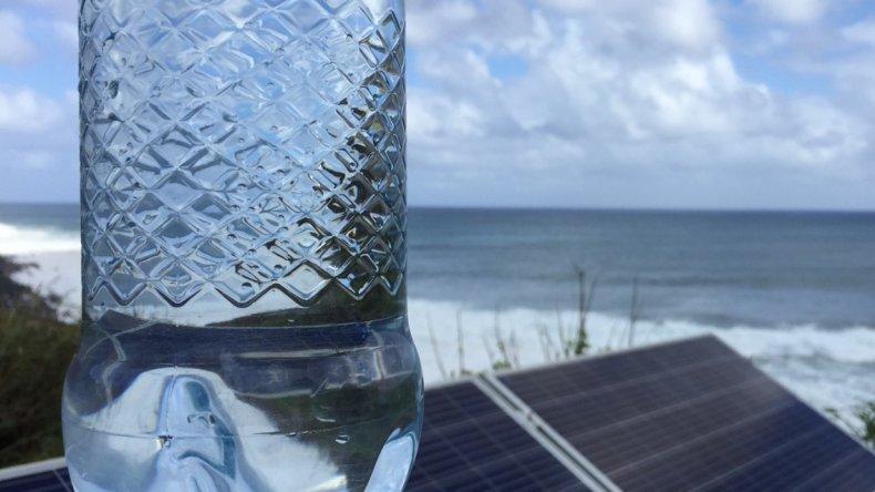 Una empresa privada quiere instalar una planta desalinizadora