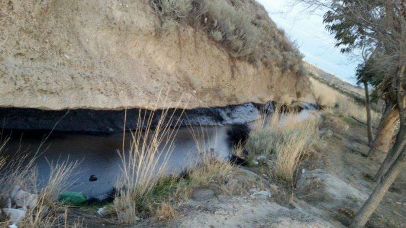 Piden multas por los derrames de km9 y Restinga Alí