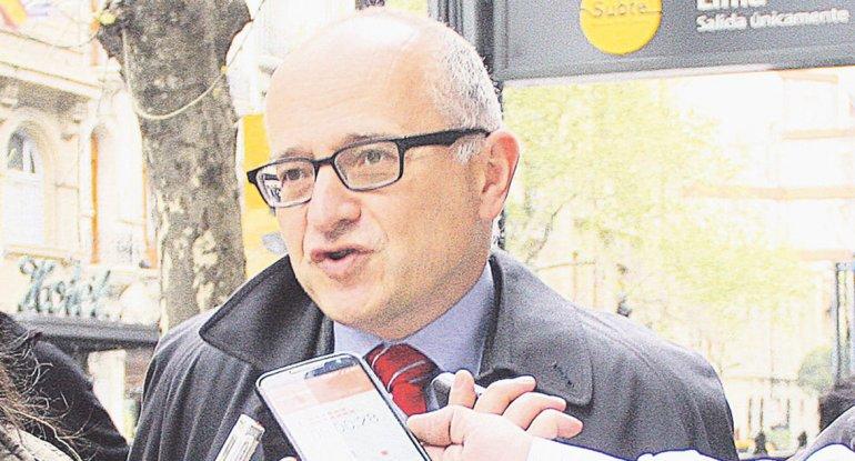 Roberto Cardarelli encabeza la delegación del FMI en Argentina.