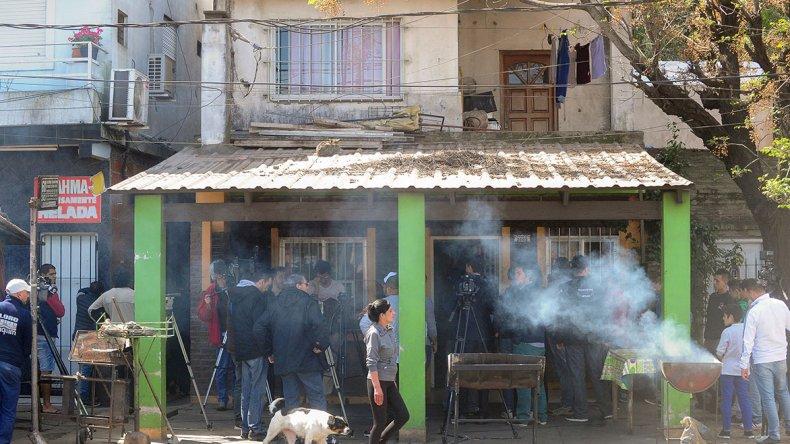 Conmoción en San Isidro por La Masacre del Pasillo.